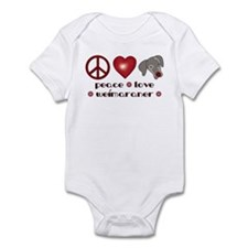 Peace-Joy-Weim Infant Bodysuit