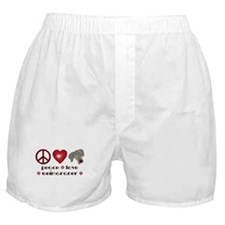 Peace-Joy-Weim Boxer Shorts