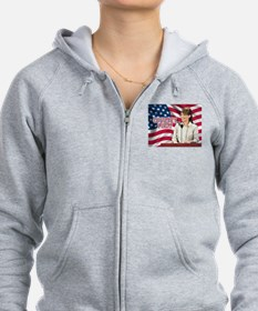 Country First Zip Hoodie