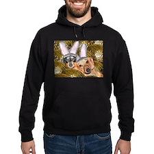 Easter Bunny Ears Dogs Hoody