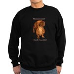Mmmm I Smell Chocolate! Sweatshirt (dark)
