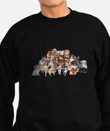 Other Dogs and Cats Sweatshirt (dark)