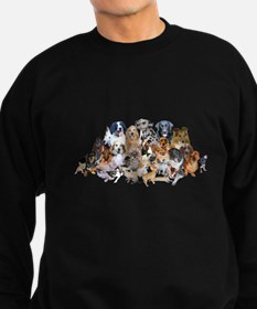 Dog Pile Sweater