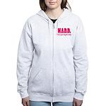 M.A.D.D. Women's Zip Hoodie