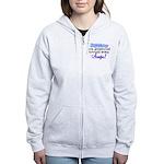 Scheduled Naptimes Women's Zip Hoodie