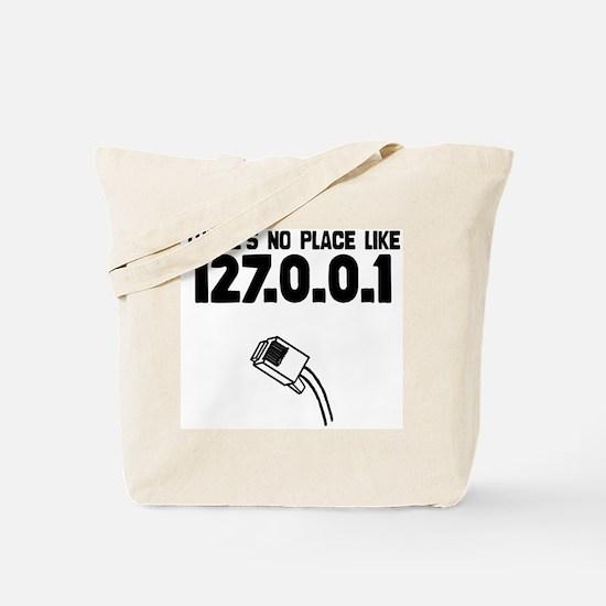 127.0.0.1 Tote Bag