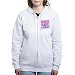 Garage Sale Addict Women's Zip Hoodie
