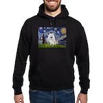 Starry-Am. Eskimo Dog Hoodie (dark)