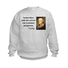 Thomas Jefferson 26 Sweatshirt