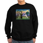 SAINT FRANCIS Sweatshirt (dark)