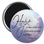 Hope, a Wild Ride - Magnet