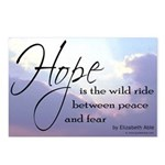 Hope, a Wild Ride - Postcards (Package of 8)