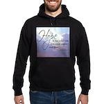 Hope, a Wild Ride - Hoodie (dark)