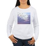 Hope, a Wild Ride - Women's Long Sleeve T-Shirt