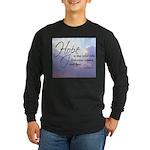 Hope, a Wild Ride - Long Sleeve Dark T-Shirt