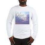 Hope, a Wild Ride - Long Sleeve T-Shirt