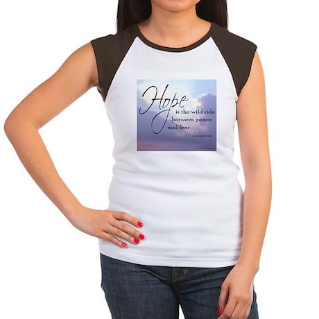 Hope, a Wild Ride - Women's Cap Sleeve T-Shirt