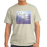Hope, a Wild Ride - Light T-Shirt