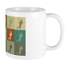 Baseball Pop Art Mug