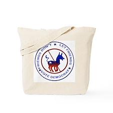 Anti Democrat Tote Bag