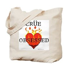 Crue Obsessed Tote Bag