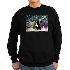 Xmas Magic & Bernese Sweatshirt