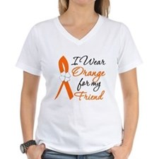 I Wear Orange For My Friend Shirt