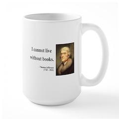 Thomas Jefferson 27 Large Mug