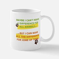 Making a Difference Small Small Mug