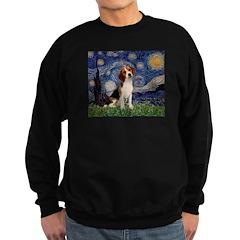 Starry Night / Beagle Sweatshirt