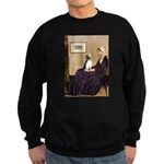 WMom / Beagle (#2) Sweatshirt (dark)