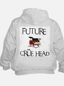 Future Crue Head Hoodie