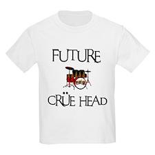 Future Crue Head T-Shirt