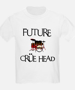 Future Crue Head T-Shirt