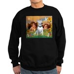 Cherubs / Bull Terrier Sweatshirt (dark)