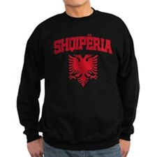 Albania Red Sweatshirt