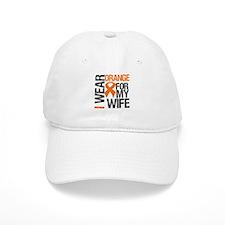 I Wear Orange For My Wife Hat