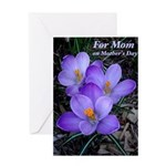 Mother's Day Card Greeting Cards