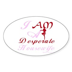 Desperate Housewife Decal
