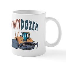 Wyattdozer the Bulldozer Mug