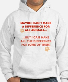 Making a Difference Hoodie