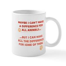 Making a Difference Mug