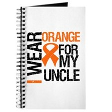 I Wear Orange For My Uncle Journal