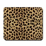 Animal print Mouse Pads