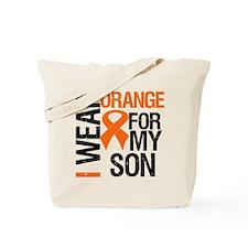 I Wear Orange For My Son Tote Bag