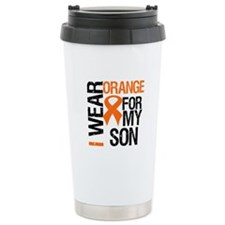 I Wear Orange For My Son Travel Mug