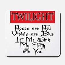 Twilight T-Shirts Mousepad
