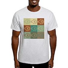 Audiology Pop Art T-Shirt