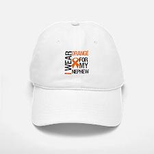 I Wear Orange Nephew Baseball Baseball Cap