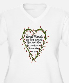 Friends Are Like Angels T-Shirt
